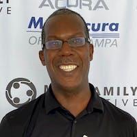 Robert  Walker at Maus Acura of North Tampa