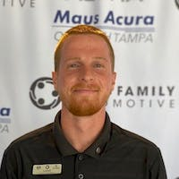 Loren Chateu at Maus Acura of North Tampa
