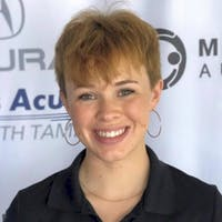 Sophie Meeker at Maus Acura of North Tampa