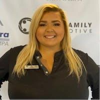 Alisha King at Maus Acura of North Tampa