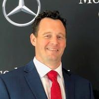 Brett Anzalone at Mercedes-Benz of Covington