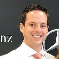 Elliot Goorley at Mercedes-Benz of Covington