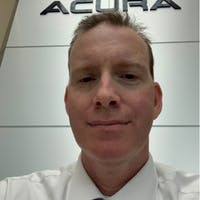 Gavin Davis at Leith Acura
