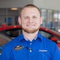 Mike Bertram at Jim Glover Chevrolet on the River
