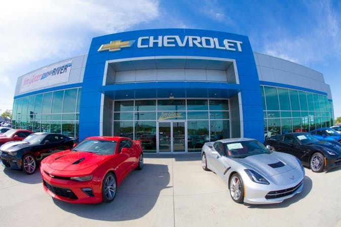 Jim Glover Chevrolet on the River, Tulsa, OK, 74107
