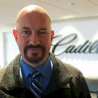 John O'Connell at Rizza Cadillac Buick GMC