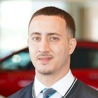 Mo Almasri at Rizza Cadillac Buick GMC