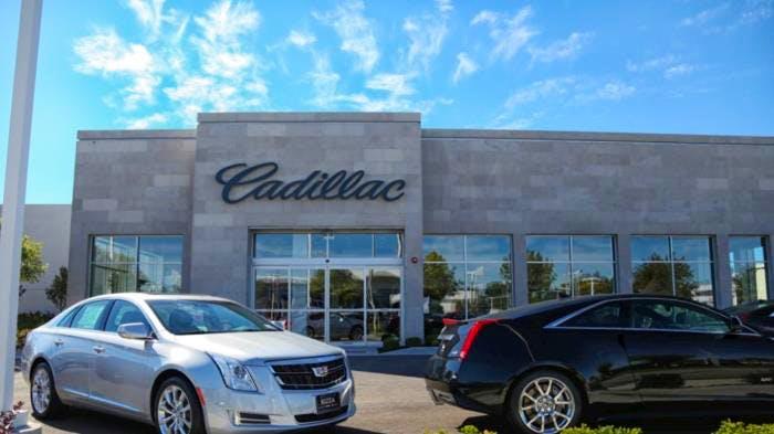 Rizza Cadillac Buick GMC, Tinley Park, IL, 60477