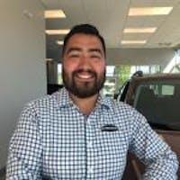 Jonathan Muñoz at Roberson Motors