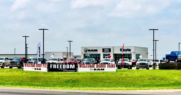 Freedom Ram Trucks by Ed Morse, Whitesboro, TX, 76273