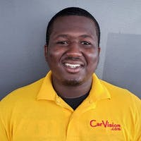 Deshawn Blackwell at Carvision Philly Used Car Super Store, Car Vision Philadelphia Used Car Super Store