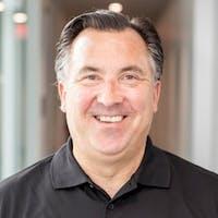 Mark Marchant at Porsche Ontario