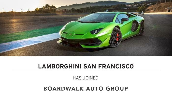 Lamborghini San Francisco, San Rafael, CA, 94901