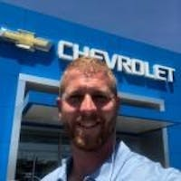 Danny Cardinal at Ron Westphal Chevrolet