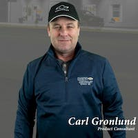 Carl Gronlund at Country Chevrolet Chevrolet Buick