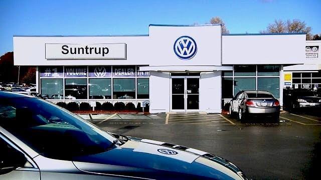 Suntrup Volkswagen, St. Louis, MO, 63123