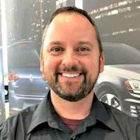 Jason Deryaw at Lauria Volkswagen