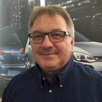 Dave Masurkevitch at Lauria Volkswagen