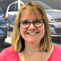 Jenn Remillard at Lauria Volkswagen