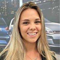 Alyssa Brown at Lauria Volkswagen