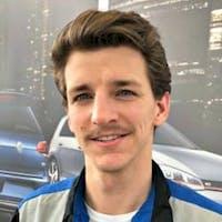 Danny Halencak at Lauria Volkswagen