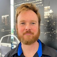 Brendan Farrell at Lauria Volkswagen