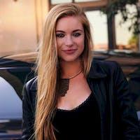 Sarah  Mesko at Roseville Chrysler Jeep Dodge RAM