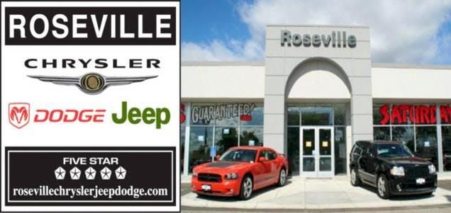 Roseville Chrysler Jeep Dodge RAM, Roseville, MN, 55113