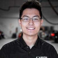 Alex Tran at Mazda of Roswell