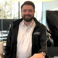Anthony Farber at Mazda of Roswell