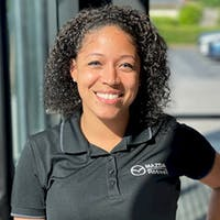 Shyanna Banks at Mazda of Roswell