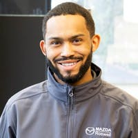 Xavier Ealy at Mazda of Roswell