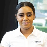 Tytiana Sewell at Mazda of Roswell