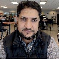 Mohammad Zahid at Rothrock Motor Sales