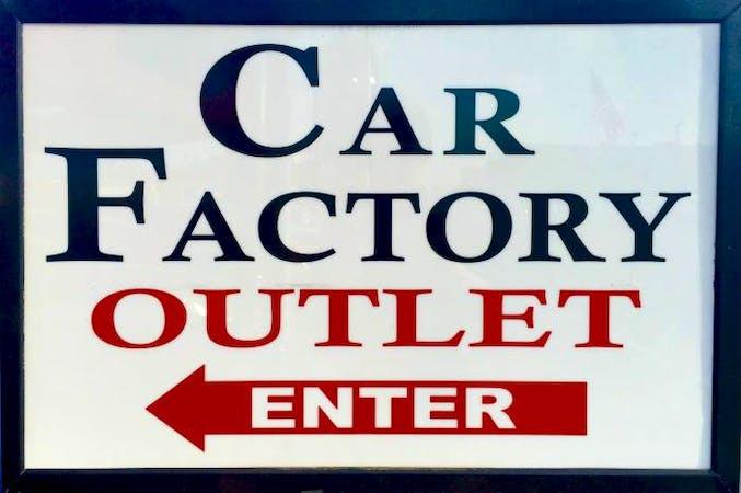 Car Factory Outlet West Palm Beach, West Palm Beach, FL, 33463