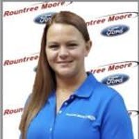 Tammy Townsend at Rountree Moore Ford