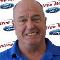 Ken Strickland at Rountree Moore Ford