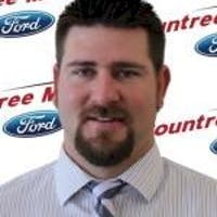 Aaron Gresham at Rountree Moore Ford