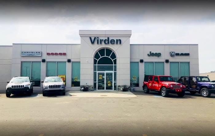 Virden Chrysler Dodge Jeep Ram, Virden, MB, R0M 2C0