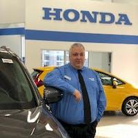 Jonathan Kebabjian at Route 23 Honda - Service Center