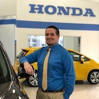 Jason Gundrum at Route 23 Honda - Service Center