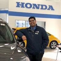 Joseph Tavarez at Route 23 Honda - Service Center