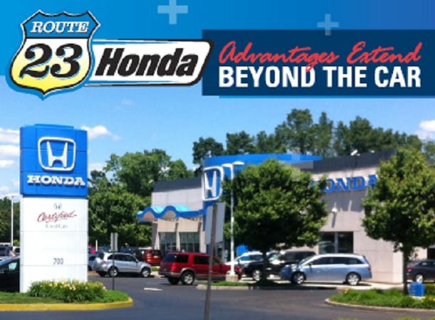 Route 23 Honda, Pompton Plains, NJ, 07444
