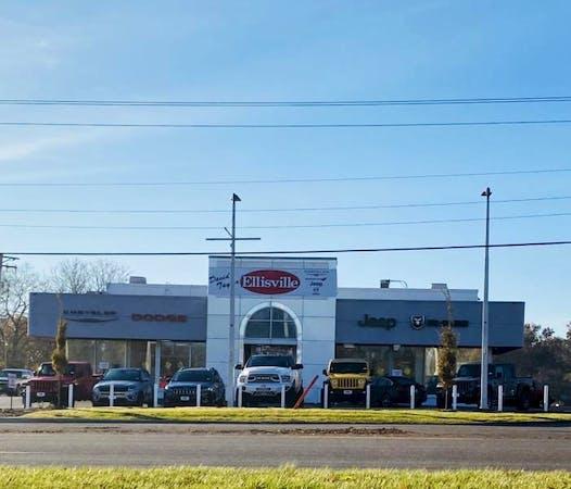 David Taylor Ellisville Chrysler Dodge Jeep RAM, Ellisville, MO, 63011