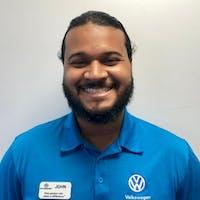 John  Concepcion  at Orlando VW North