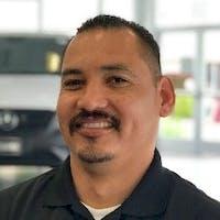 Carlos Barron at Mercedes-Benz of Arcadia