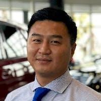 Jack Shen at Mercedes-Benz of Arcadia