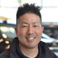 Joseph Yu at Mercedes-Benz of Arcadia