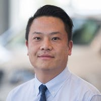 Bruce Chang at Mercedes-Benz of Arcadia