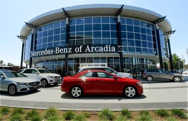 Mercedes-Benz of Arcadia, Arcadia, CA, 91006